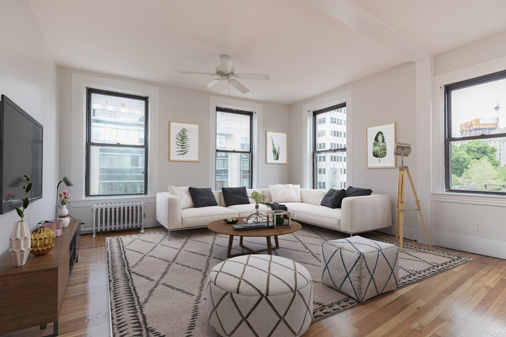 Beacon Hill condos for sale on Russell Street
